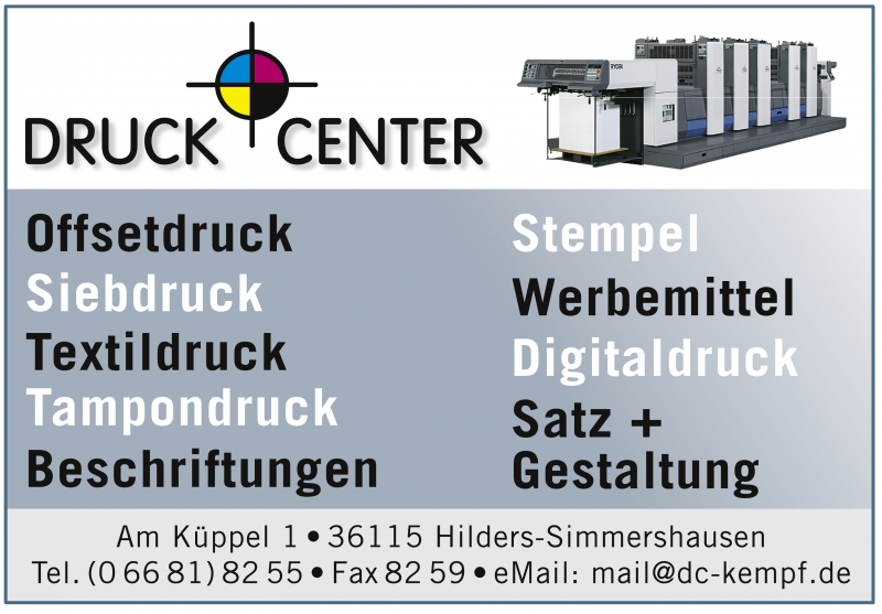 Kempf Druck Center