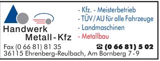 A_Handwerk Metall